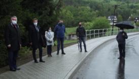 Czytaj więcej o: Chodniki w Ochotnicy gotowe przed terminem (zdjęcia)