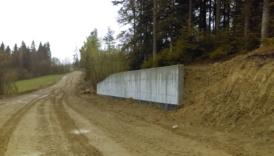 Czytaj więcej o: Aktualny stan robót na drodze z Podszkla do Podwilka (zdjęcia)