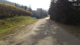Czytaj więcej o: Odcinek drogi Podszkle – Podwilk zostanie rozbudowany (zdjęcia)