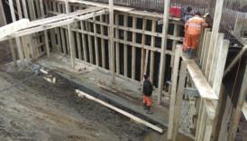 Czytaj więcej o: Budowa mostu na potoku Piekielnik (zdjęcia)