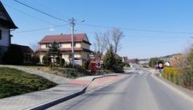 Czytaj więcej o: Rozbudowa drogi powiatowej nr 1668K Rabka – Skawa – Naprawa w miejscowości Skawa
