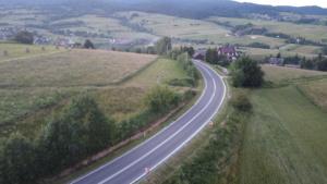 Droga 1638K w Krośnicy